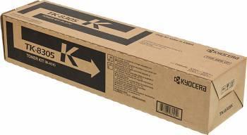 Картридж Kyocera 1T02LK0NL0 черный (TK-8305K)
