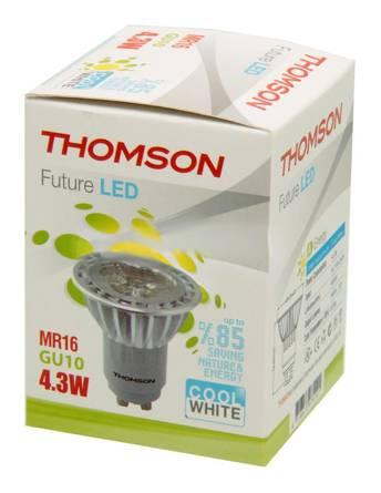 Лампа светодиодная Thomson RTMR-1643GU10-CW 4.3Вт - фото 1
