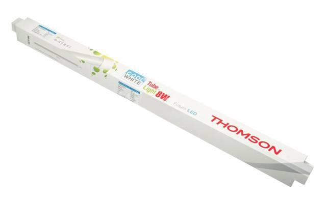 Лампа светодиодная Thomson RTTU-T8F06UL-CW 8Вт - фото 1
