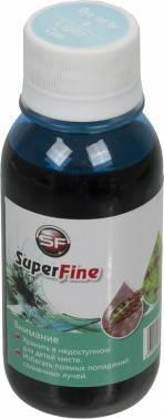 Чернила SuperFine светло-голубой 100мл для HP (универсальные)