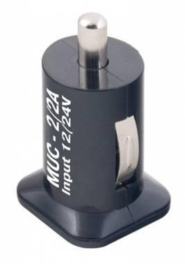 Адаптер USB прикуривателя Mystery MUC-2 / 3A