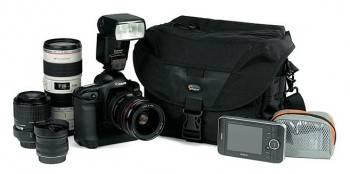Сумка Lowerpro Stealth Reporter D300 AW черный (00139)