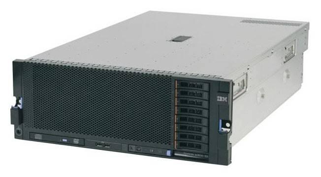 Сервер Lenovo x3850 X5 - фото 1