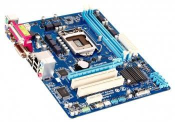 Материнская плата Gigabyte GA-H61M-S2PV Soc-1155 mATX