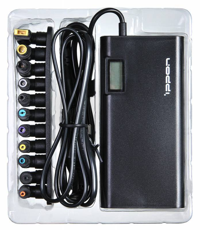 Блок питания Ippon SD90U черный - фото 5