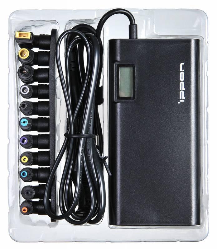 Блок питания для ноутбука Ippon SD90U (SD90U BLACK) - фото 5