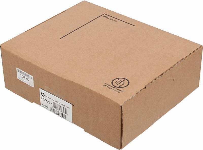 Блок питания HP Slim (H1D36AA) черный - фото 3