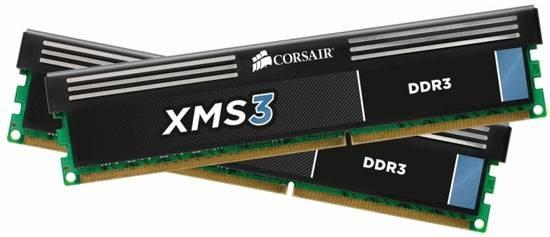 Модуль памяти DIMM DDR3 4x8Gb Corsair CMZ32GX3M4A2133C10 - фото 1