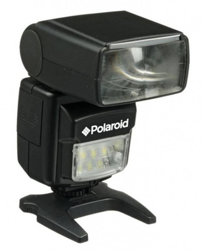 Фотовспышка Polaroid PL160 Dual Power Zoom для Canon - фото 1