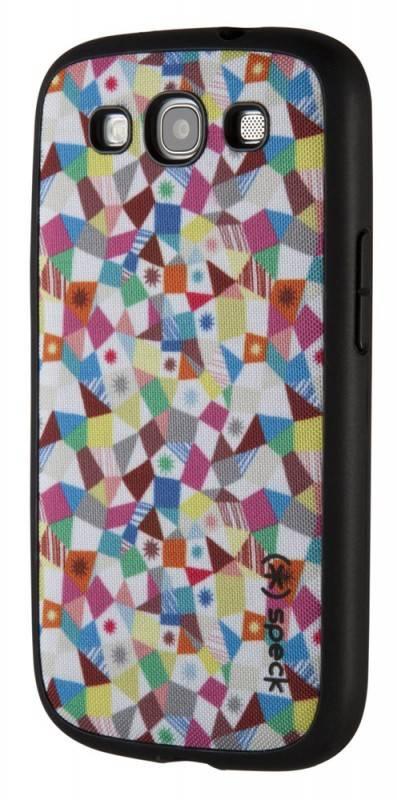 Чехол (клип-кейс) Speck FabShell разноцветный - фото 1