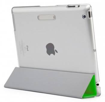 Чехол Speck SmartShell SPK-A1203, для Apple iPad new, прозрачный (SPK-A1203)