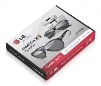 Очки 3D LG AG-F314 черный