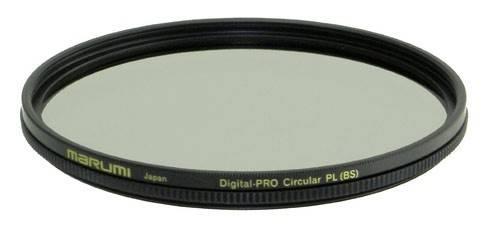 Фильтр поляризационный Marumi Digital PRO Circular PL Brass 55мм - фото 1
