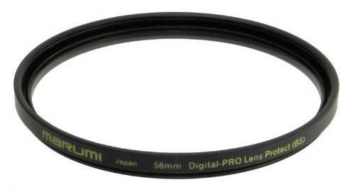 Фильтр защитный Marumi Digital PRO LENS PROTECT Brass 55мм - фото 1