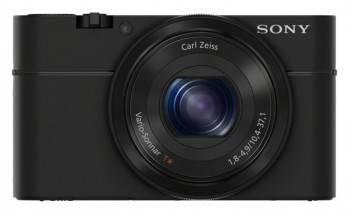 Фотоаппарат Sony Cyber-shot DSC-RX100 черный (DSCRX100.CEE2)