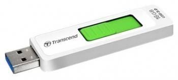 Флеш диск Transcend Jetflash 770 16ГБ USB3.0 белый / зеленый