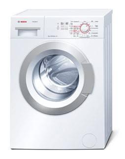 Стиральная машина Bosch WLG24060OE белый - фото 1