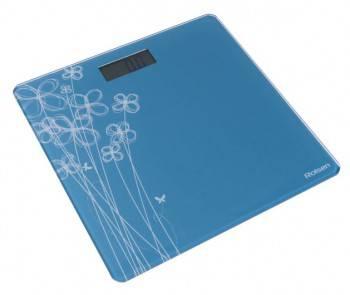Весы напольные электронные Rolsen RSL1804 фиолетовый / рисунок