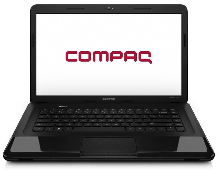 "Ноутбук 15.6"" Compaq Compaq Presario CQ58-251SR (C3M67EA) черный - фото 1"