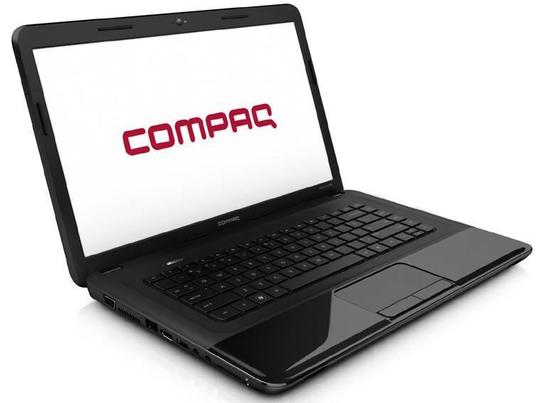 "Ноутбук 15.6"" Compaq Compaq Presario CQ58-251SR (C3M67EA) черный - фото 2"