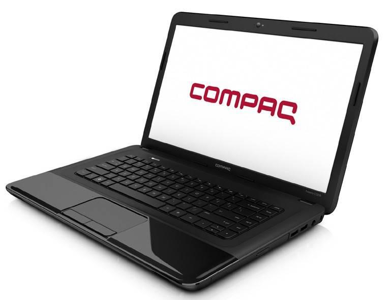 "Ноутбук 15.6"" Compaq Compaq Presario CQ58-251SR (C3M67EA) черный - фото 3"