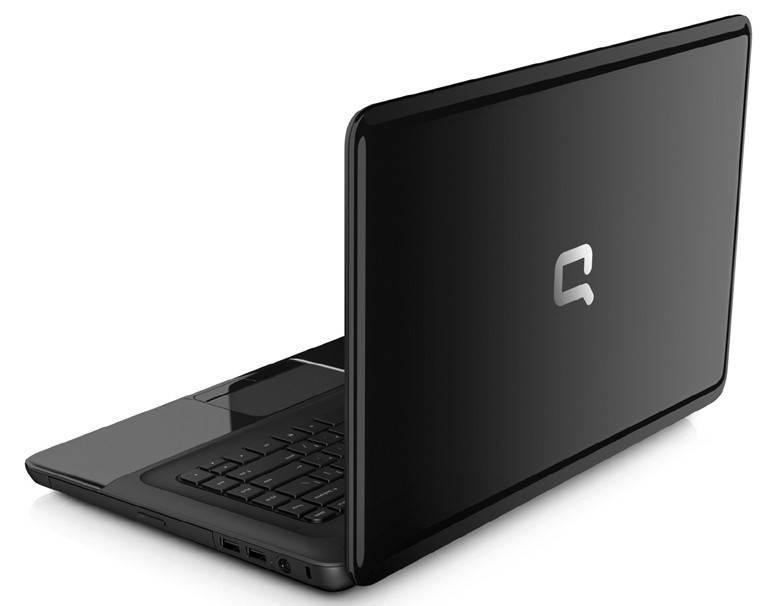 "Ноутбук 15.6"" Compaq Compaq Presario CQ58-251SR (C3M67EA) черный - фото 5"