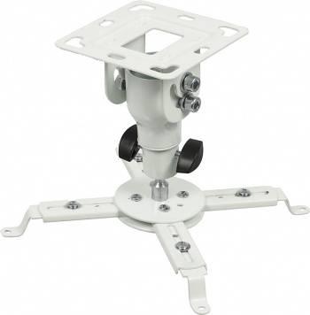 Кронштейн для проектора Kromax PROJECTOR-10 белый (20146)
