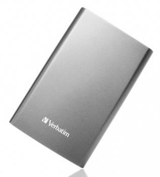Внешний жесткий диск 1Tb Verbatim 53078 Store n Go серый USB 3.0