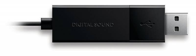 Наушники с микрофоном Philips SHG7980/10 черный/красный - фото 4