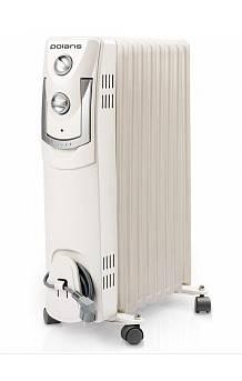 Радиатор масляный Polaris PRE M 0920 белый, мощность 2000Вт, площадь обогрева до 20м2