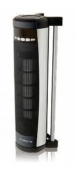Тепловентилятор Polaris PCSH 1020HD черный / серебристый