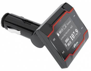 FM-модулятор Ritmix FMT-A760 черный