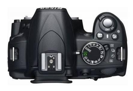 Фотоаппарат Nikon D3100 1 объектив черный - фото 2