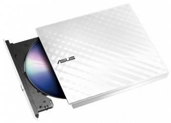 Оптический привод Asus SDRW-08D2S-U LITE/WHT/G/AS белый USB