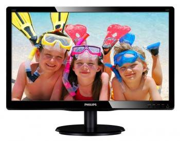 "Монитор 21.5"" Philips 226V4LSB (00/01) черный"