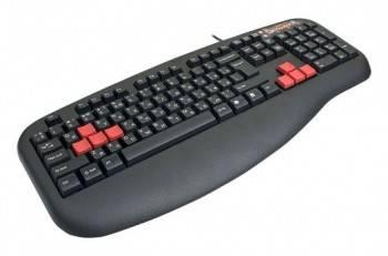 Клавиатура A4 X7-G600 черный