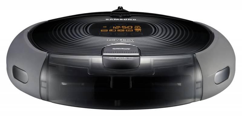 Робот-пылесос Samsung SR8895 серый - фото 1