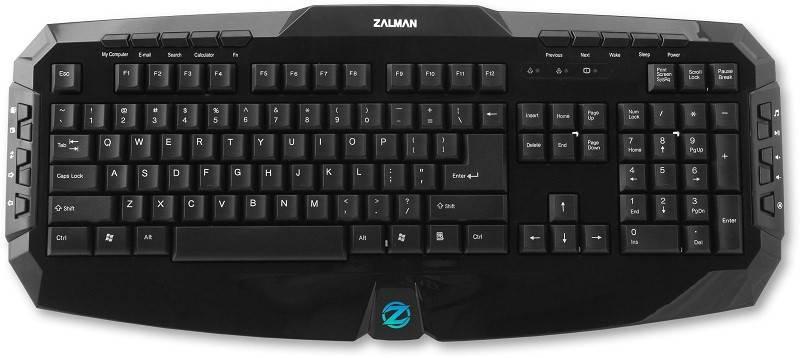 Клавиатура Zalman ZM-K300M - фото 1