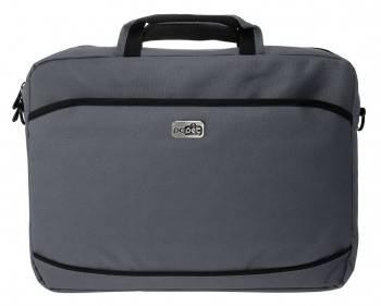 "Сумка для ноутбука 15.6"" PC Pet 600D серый (PCP-A1315GY)"