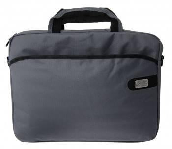 "Сумка для ноутбука 15.6"" PC Pet 600D серый (PCP-A1215GY)"