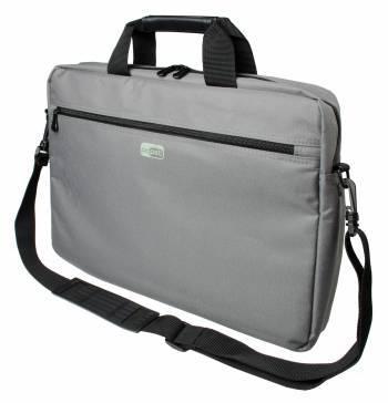 "Сумка для ноутбука 16"" PC Pet 600D темно-серый (PCP-A1415GY)"
