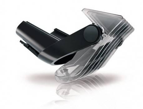 Машинка для стрижки волос Philips QC5360 черный - фото 4