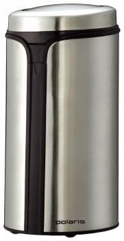 Кофемолка Polaris PCG 0815A серебристый