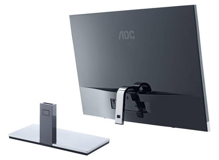 """Монитор ЖК AOC E2357Fm  23"""" (58.4см) 1920x1080 16:9 TN+film глянцевая FULL HD (1080p) черный - фото 8"""