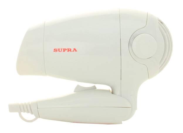 Фен Supra PHS-1210 белый - фото 2
