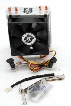 Устройство охлаждения(кулер) Titan TTC-NC65TX(RB) Ret
