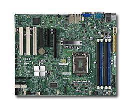 Серверная материнская плата Soc-1155 SuperMicro MBD-X9SCA-F-O ATX bulk