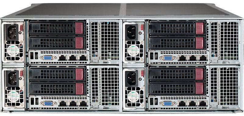 Платформа SuperMicro SYS-F627R3-FT - фото 2