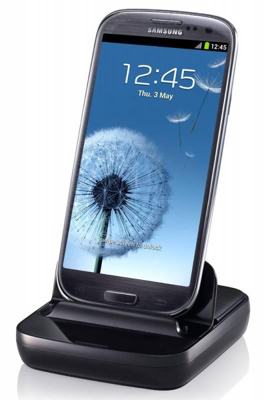 Настольное з/у для Samsung GT-I9300 Galaxy SIII - фото 6