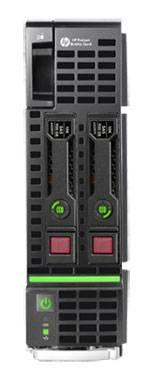 Сервер HP ProLiant BL460c Gen8 - фото 1